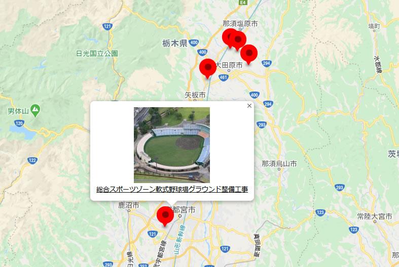 地図で見る青木建設